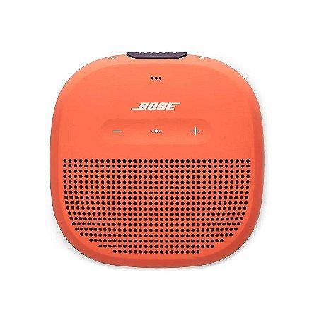 Caixa de Som Bose SoundLink Micro Bluetooth Laranja