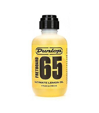 Óleo De Limão Dunlop para Limpeza de Escalas F65