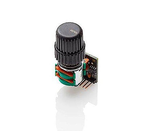 Circuito EMG p/ Baixo 2 Pots para Captador Passivo e Ativo