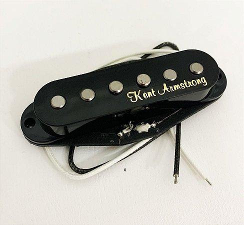 Captador Kent Armstrong p/ Guitarra Single Ponte CSTV1BBK