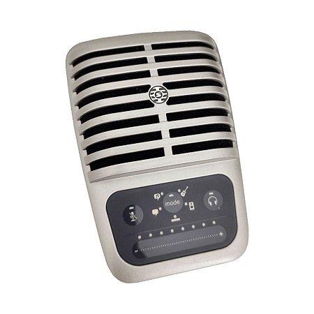 Microfone Shure Condensador Vocal MV51/A MOSTRUÁRIO