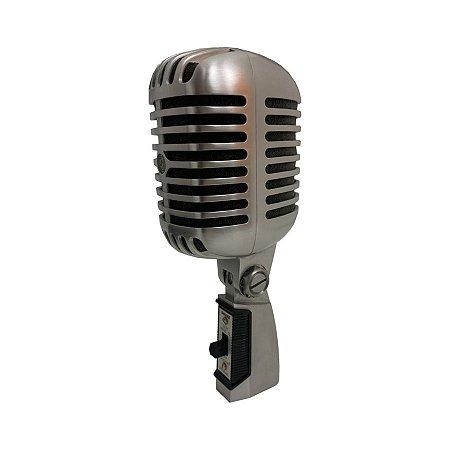 Microfone Shure Vocal 55SH Series II Cardióide MOSTRUÁRIO