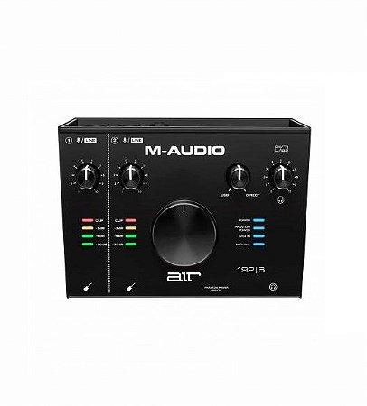 Interface de Áudio M-AUDIO AIR1926 USB 24BITS 192KHZ