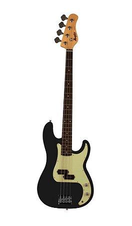Contrabaixo Tagima Memphis Bass 4 Cordas Mb-40 Black Satin