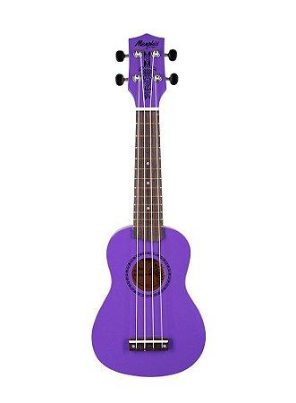 Ukulele Tagima Memphis Honu Nylon Lilac Lilás