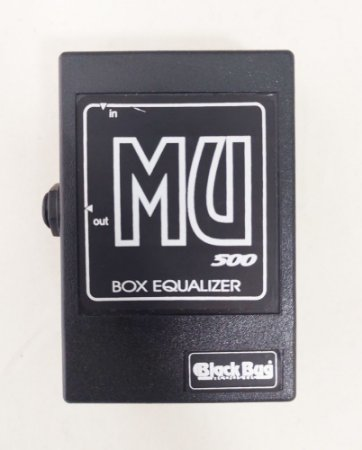 Microfone Captador Black Bug p/ Instrumentos de Sopro MU500