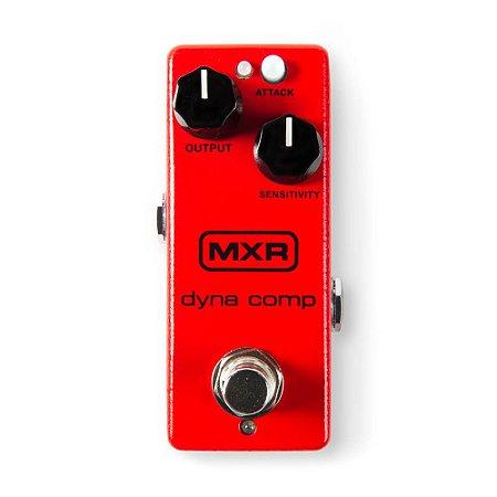 Pedal MXR Dyna Comp Mini Compressor M291 Dunlop