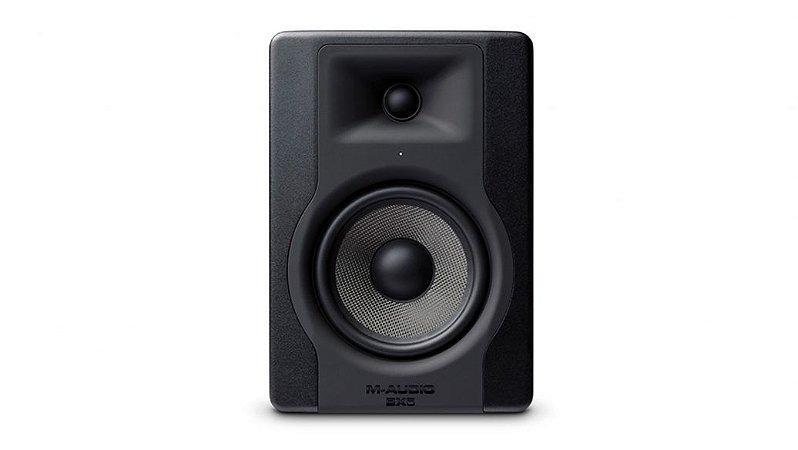 "Monitor Estúdio M Audio Bx5 D3 Ativo 5"""