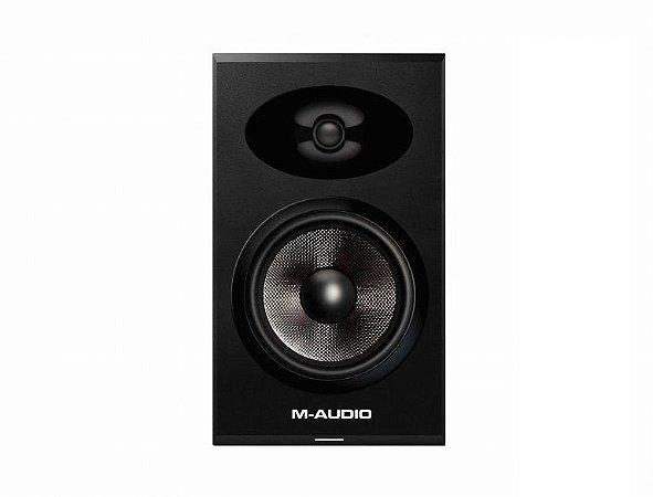 """Monitor de Áudio M Audio 8"""" 150W BX8Grafite"""