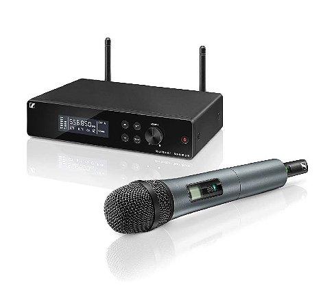 Microfone Sennheiser Sem Fio Mão XSW2-835-A