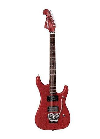 Guitarra Washburn Nuno Bettencou N2PS Vermelha
