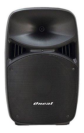 Caixa Amplificada Oneal 12 180w Opb 912 bluetooth + Pedestal
