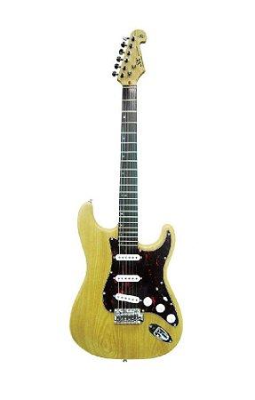 Guitarra SX Vintage SST Swamp Ash Natural