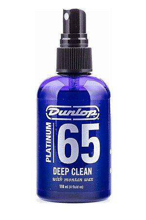 Limpador Dunlop Profundo Platinum 65 P/Guitarra/Baixo P65DC4