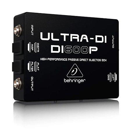 Direct Box Behringer Passivo DI600P