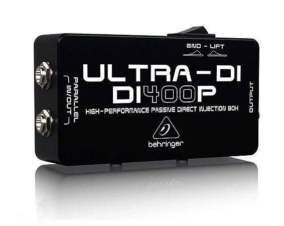 Direct Box Behringer Passivo DI400P