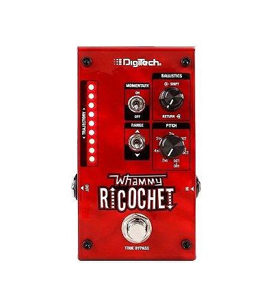 Pedal Digitech Whammy Ricochet True Bypass Pitch Shift
