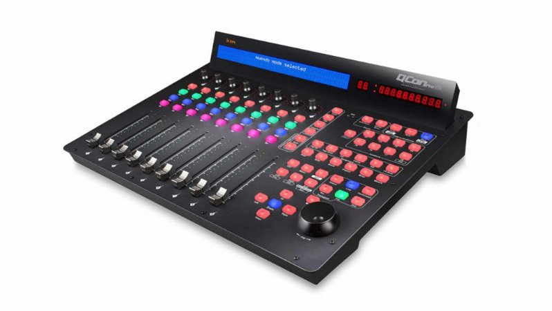 CONTROLADOR ICON DE AUDIO QCon Pro G2 ENTRADA USB 2.0