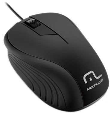 Mouse Wave Multilaser USB
