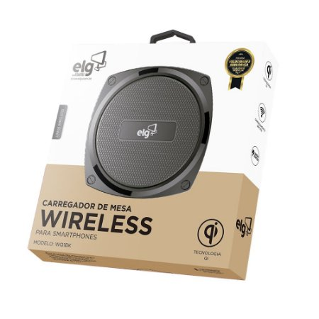 Carregador de mesa wireless para smarthphones
