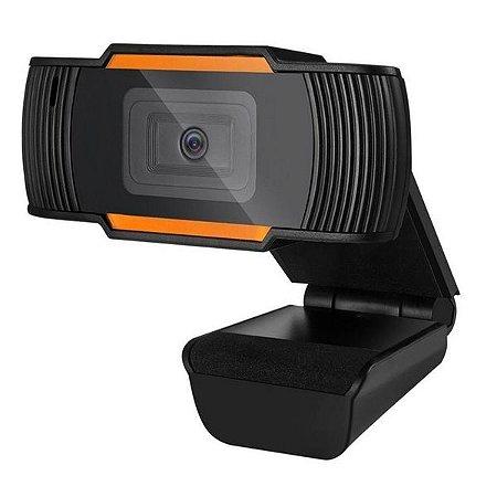 Webcam Brazil Pc V5 Com Microfone 720p