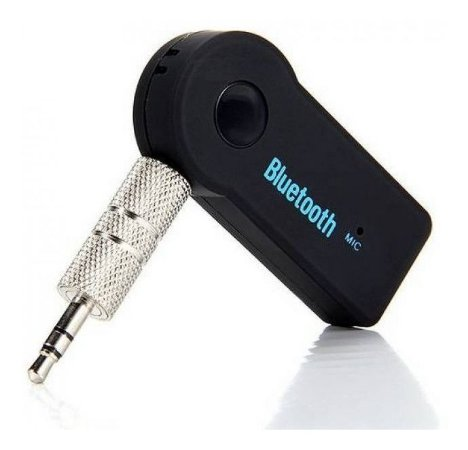 Adaptador Audio Bluetooth Para Carro