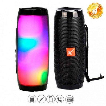 Caixa De Som Bluetooth XDG-157 - LED