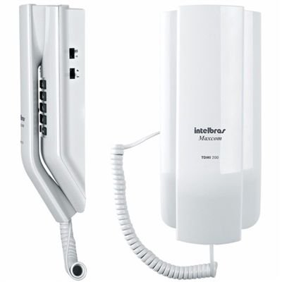 Interfone Intelbras TDMI 300 Terminal Dedicado