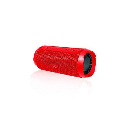 Caixa de Som C3 Tech Bluetooh Pure Sound Vermelho SP-B150RD