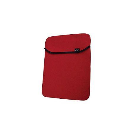 Capa para Notebook Vermelho Newlink