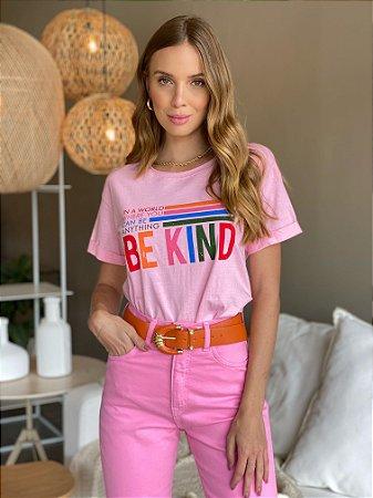 T-Shirt Manu (Rosa)