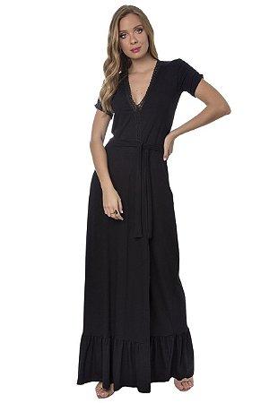 Vestido Longo Lilian