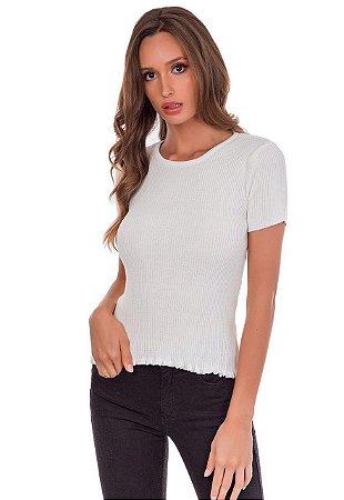 Camiseta Tricot Elise