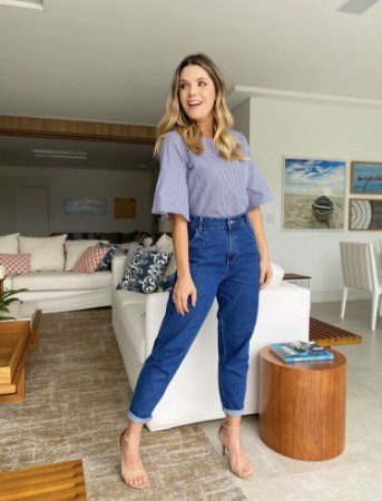 Calça Jeans Esther