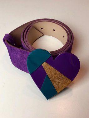 Cinto Heart Geométrico