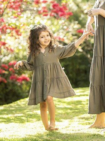 Vestido Juliana - Mini infantil