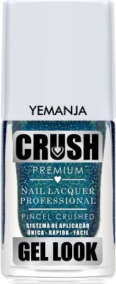 ESMALTE CRUSH - YEMANJA 9ml - GLITTER METAL