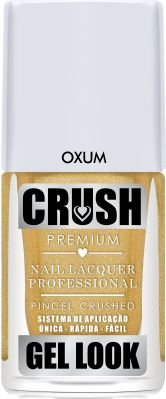 ESMALTE CRUSH - OXUM 9ml - METAL