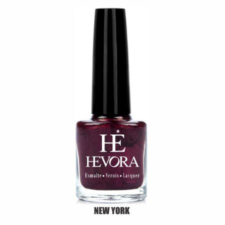 ESMALTE HEVORA - NEW YORK 8ml