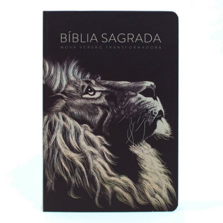 BÍBLIA NVT LG ST- LION HEAD