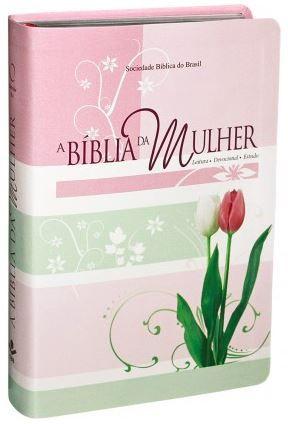 A BÍBLIA DA MULHER - Almeida Revista e Corrigida