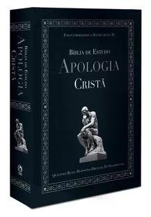 BÍBLIA DE ESTUDO APOLOGIA CRISTÃ (CAPA DURA)