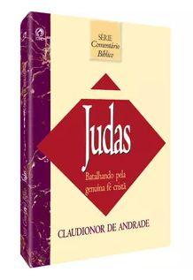 COMENTÁRIO BÍBLICO - JUDAS