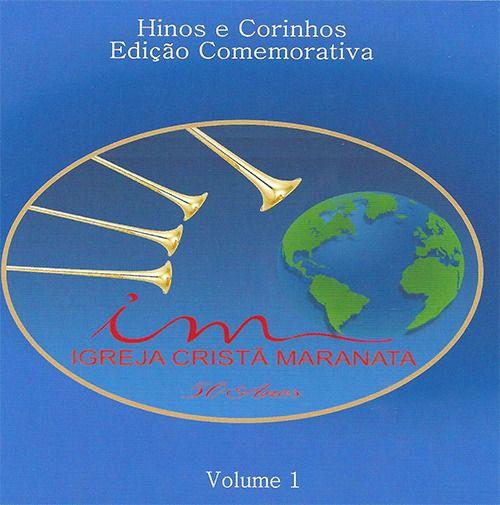 Hinos e Corinhos - Edição Comemorativa 50 anos - Volume 1