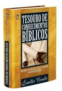 TESOURO DE CONHECIMENTOS BÍBLICOS