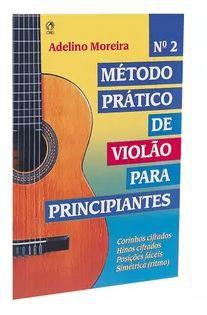 MÉTODO PRÁTICO DE VIOLÃO PARA PRINCIPIANTES VOLUME 2