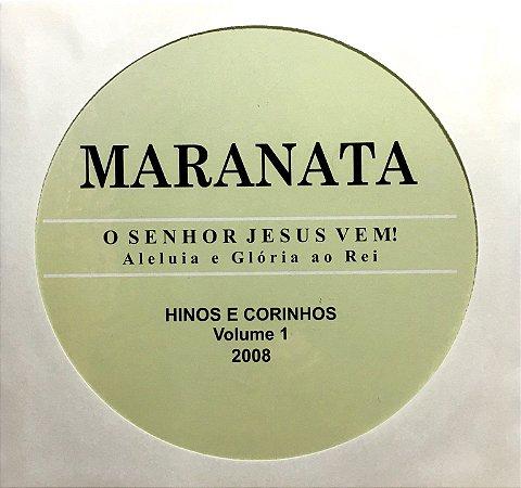 Hinos e Corinhos - 2008 - Volume 1