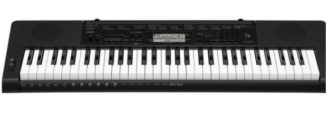 TECLADO MUSICAL DIGITAL CTK-3500, 61 TECLAS,400 TIMBRES,150 RÍTIMOS