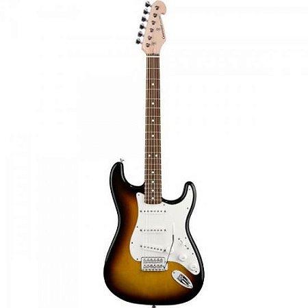 Guitarra Strato G-100 Sunburst GIANNINI