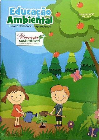 Educação Ambiental - Projeto Brincando e Aprendendo - 2ª Edição - 2018